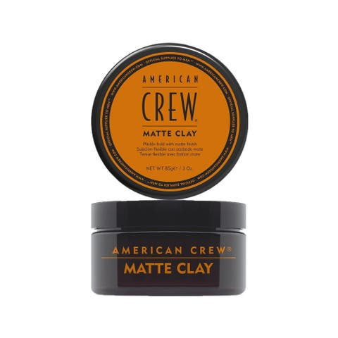 American Crew Matte Clay 3 Ounce