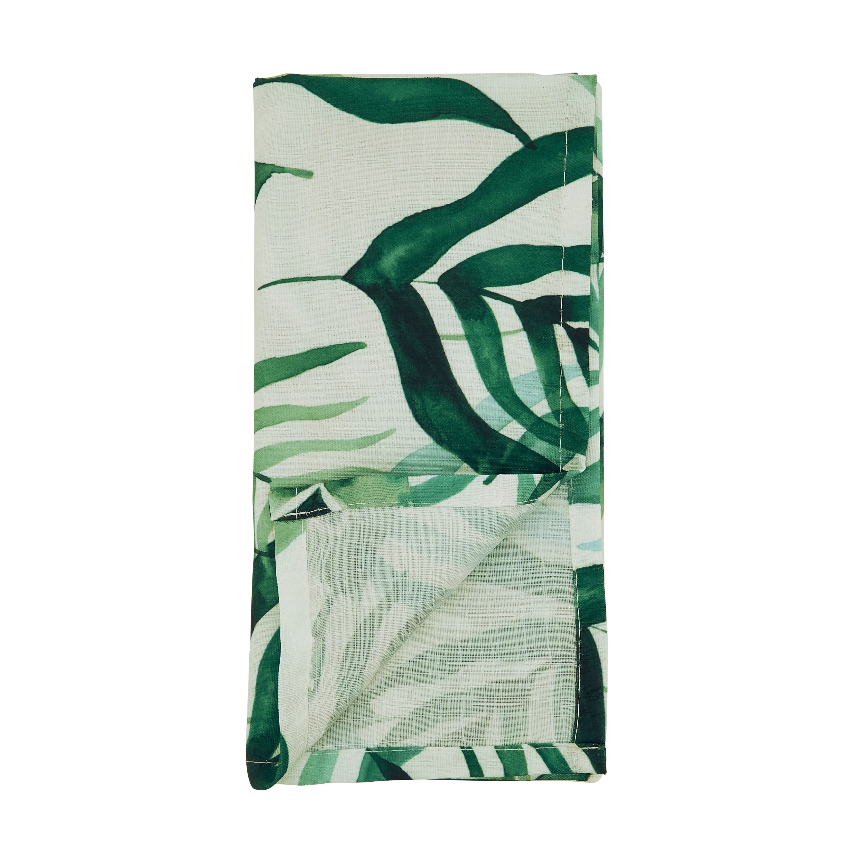 Table Napkins With Rainforest Design Set Of 12 20 X 20 Overstock 30699344