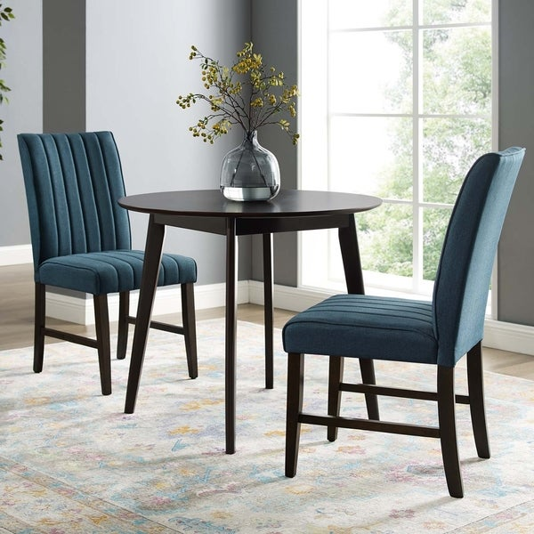 Shop Carson Carrington Takstens Upholstered Fabric Dining
