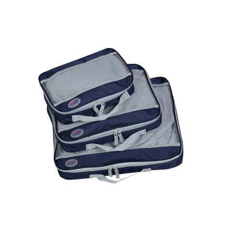 American Flyer Perfect Packing Cubes - 3-Piece Set