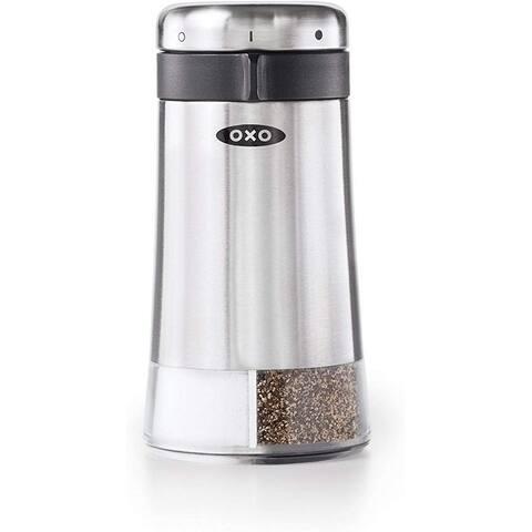 OXO Good Grips 2-in-1 Salt and Pepper Shaker