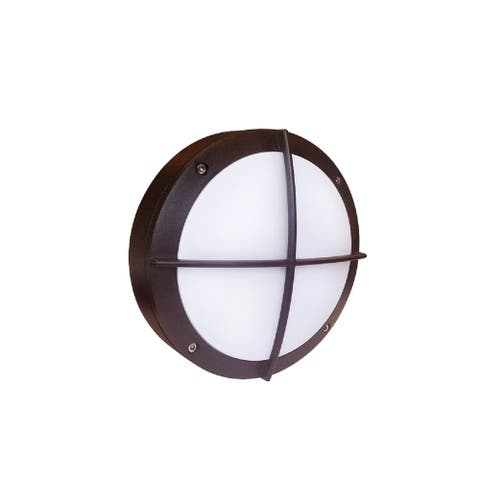Outdoor LED Mount - Oil Rubbed Bronze - Oil Rubbed Bronze