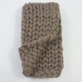 Link to Cottage Home Pava Chunky Knit Throw Similar Items in Blankets & Throws