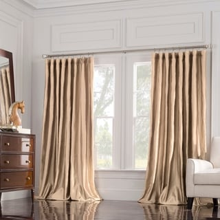 Estate 100% Silk Window Panel