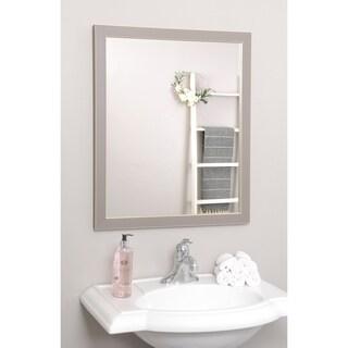 Minimal Designs Wall Mirrors - Gray