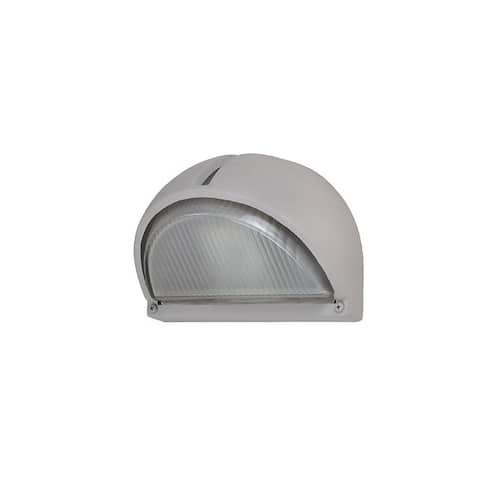 LED Wall Mount - Brushed Aluminum - Brushed Aluminum