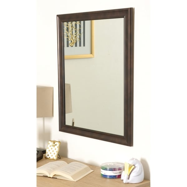 Bronze Tradition Wall Mirror