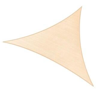 Link to PHI VILLA Sunsail 16.5'x16.5'x16.5' Patio Cover Similar Items in Patio Umbrellas & Shades