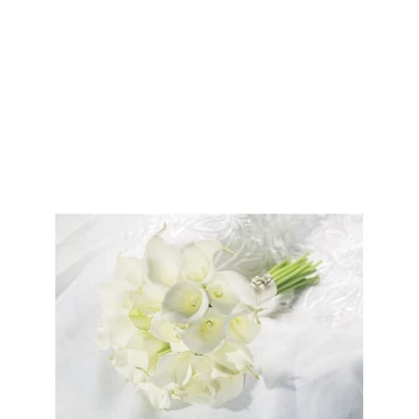 Shop Calla Lily Bouquet Overstock 30712846