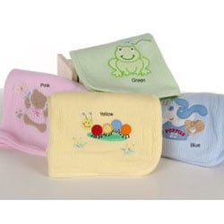 Thermal Baby Blankets (Set of 2) - Thumbnail 0