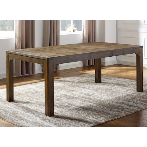 Langdon Walnut 78-Inch Dining Table by Greyson Living