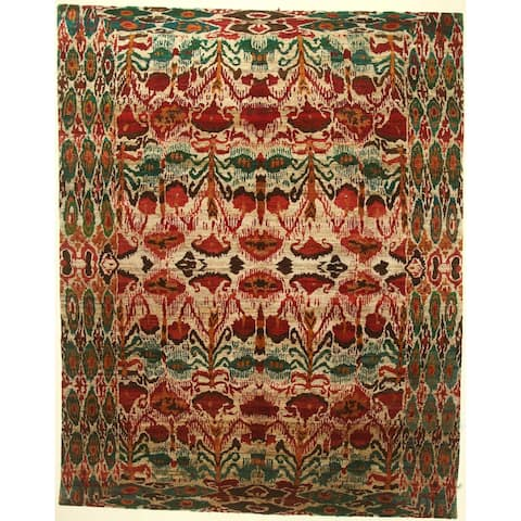 """Modern hand-knotted rug - 8'0"""" X 10'0"""""""