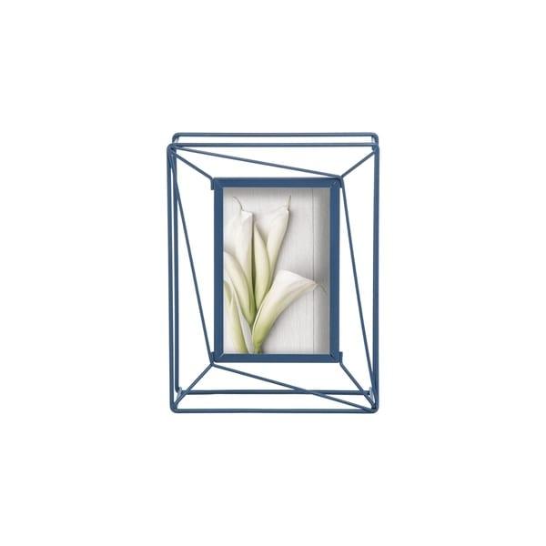 Foreside Home and Garden 4X6 Luana Blue Photo Frame