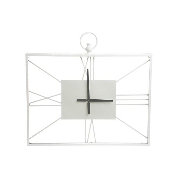 Foreside Home and Garden Sasanoa Wall Clock