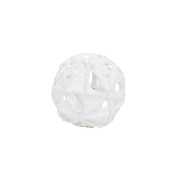 Foreside Home and Garden Boho Decorative Sphere Small