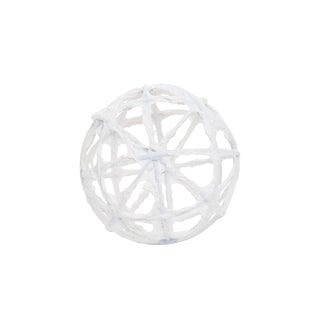 Foreside Home and Garden Boho Decorative Sphere Large