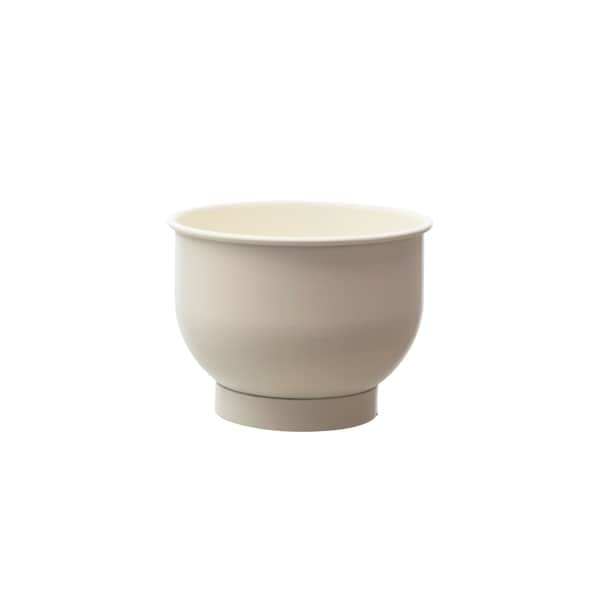 """Foreside Home and Garden 6"""" Element Planter White"""