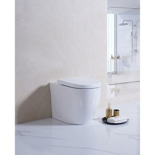 CB HOME Comfort Height Washdown Wall-hung Toilet