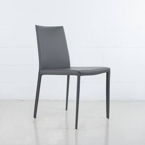 Prima Leather Coated Side Chair