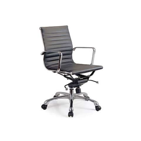 Leatherette Office Desk Chair