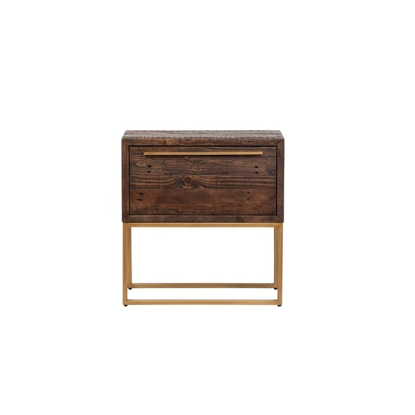 Lion One Drawer Nightstand