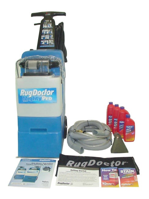 Rug Doctor Mighty Pro Carpet Cleaner - Free Shipping Today ...