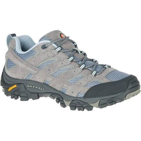 Merrell J06014 Women's Moab 2 Vent Hiking Shoe, Smoke, 8.5