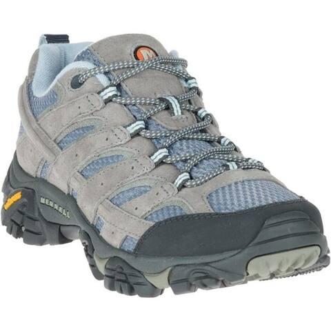 Merrell J06014 Women's Moab 2 Vent Hiking Shoe, Smoke, 9