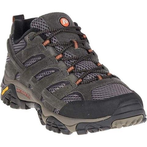 Merrell J06015 Mens Moab 2 Vent Hiking Shoe Beluga 12