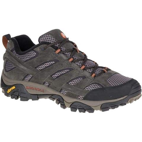 Merrell J06015 Men's Moab 2 Vent Hiking Shoe, Beluga, 13