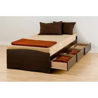 Espresso Twin XL Mate's Platform Storage Bed with 3 Drawers|https://ak1.ostkcdn.com/images/products/3072580/P11208831.jpg?impolicy=medium