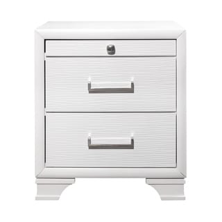 Global Furniture USA Jordyn Textured Nightstand