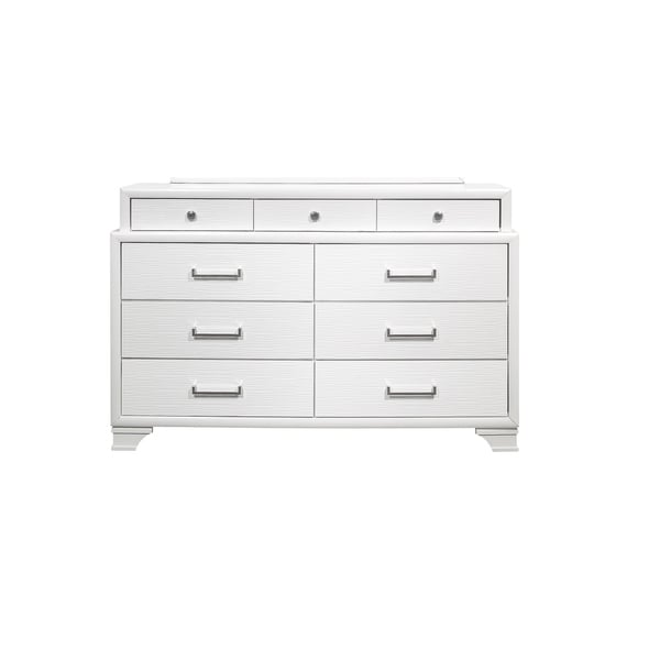 Global Furniture USA Jordyn Textured Dresser