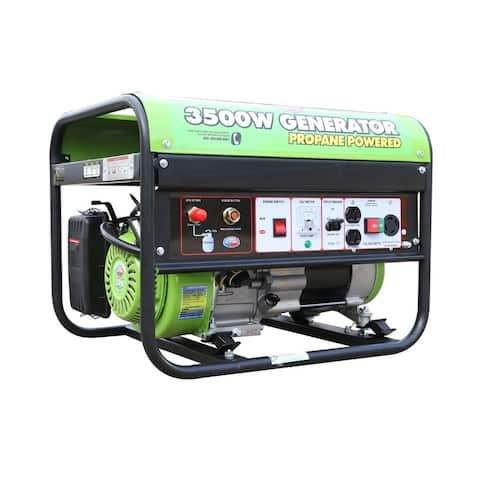 All Power 3500-Watt Propane Powered Portable Generator