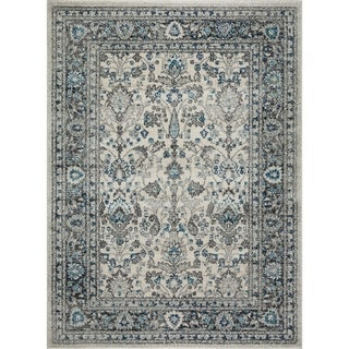 Link to Jewel Collection Farmhouse Vintage Area Rug by Mod-Arte Similar Items in Transitional Rugs