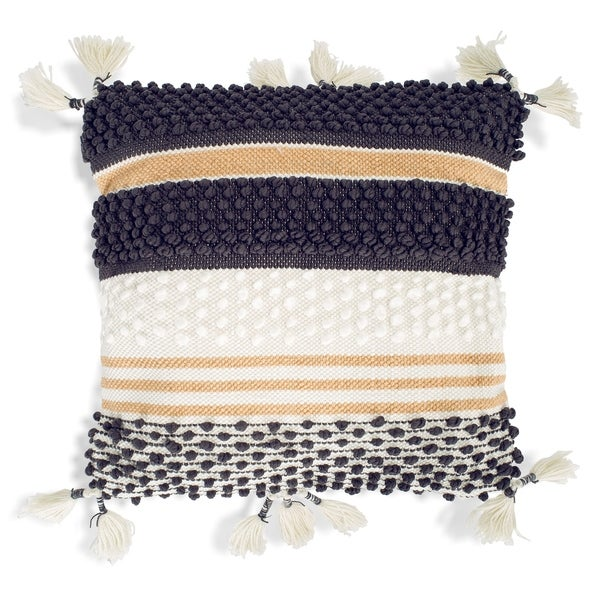 The Curated Nomad Genoa Accent Pillow