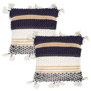 The Curated Nomad Genoa Accent Pillow (Set of 2)