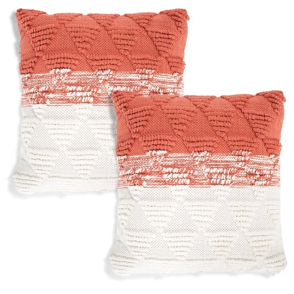 The Curated Nomad Giza Accent Pillow (Set of 2)