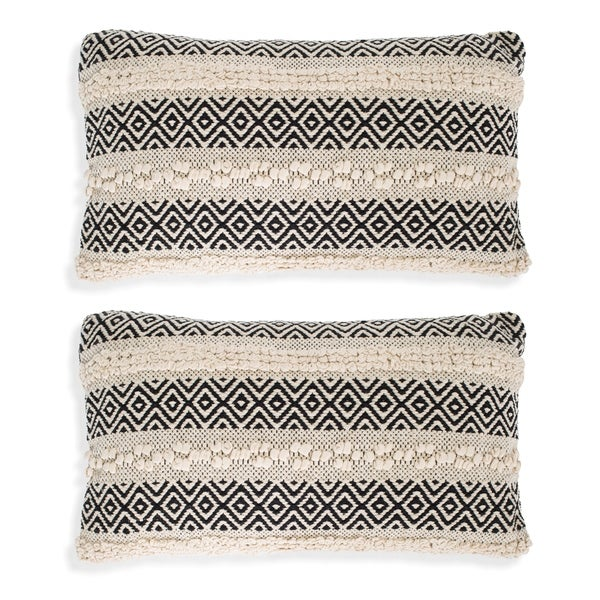 The Curated Nomad Soho Accent Pillow (Set of 2)