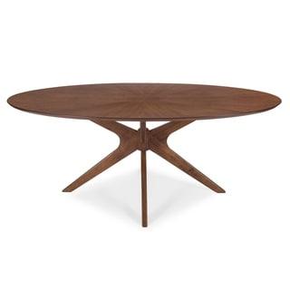 Carson Carrington Azur Oval Dining Table