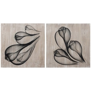 Link to Coastal Serenity Diptych Wall Art Printed on Hand Finished Ash Wood Similar Items in Wood Wall Art