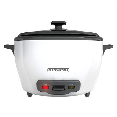 Black & Decker RC5280 28-Cup Rice Cooker