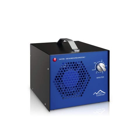 New Comfort Blue Commercial Air Purifier Ozone Generator w UV and 3 YR Warranty
