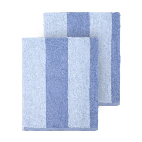 Arkwright ClearWater Cabana Beach Towel (2-Pack, 30 x 70 in.) - 30 x 70 in.