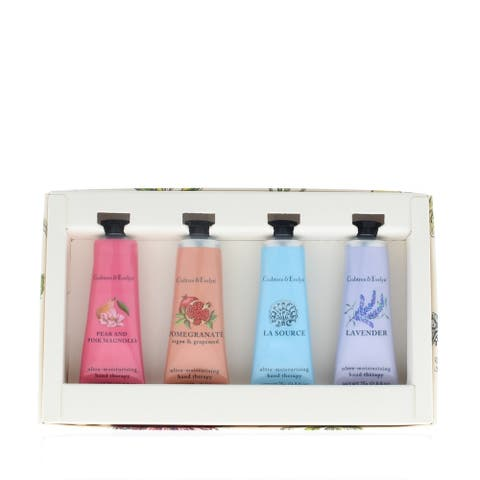 Crabtree & Evelyn Hand Therapy 4 PC SET 25g