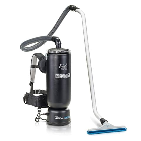 Prolux 10 Quart Commercial Backpack Vacuum with 5 Year Warranty