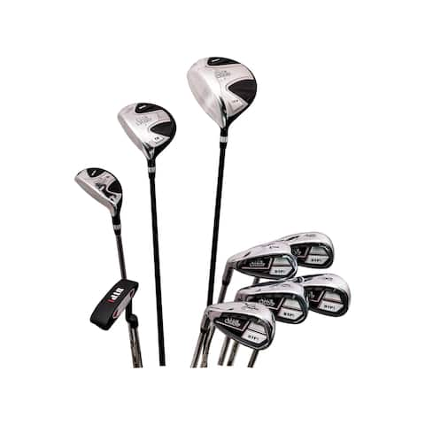 DTP Mens 9pc Club Set Left Handed