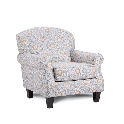 Evanwood Smokey Blue Accent Chair