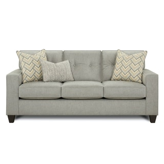 Link to Felix Transitional Pewter Sleeper Sofa Similar Items in Sofas & Couches