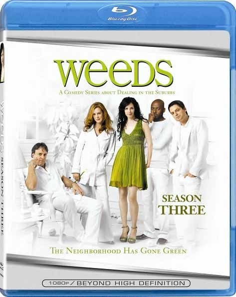 Weeds: Season 3 (Blu-ray Disc)
